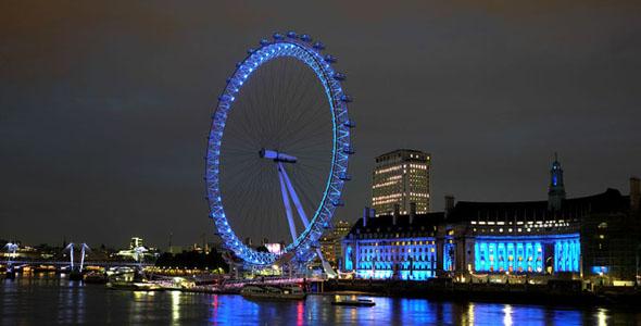 London伦敦眼