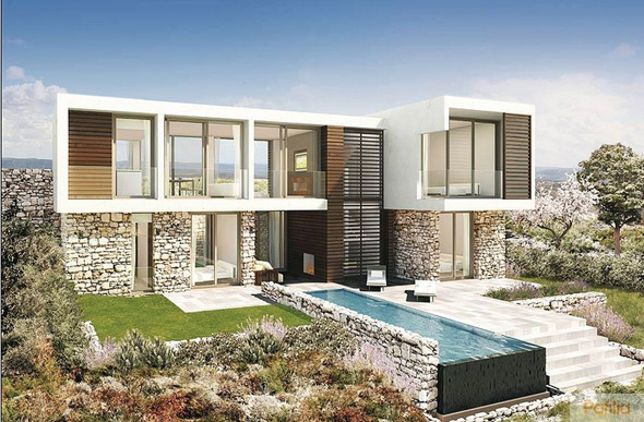 塞浦路斯敏西斯山别墅