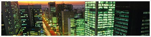 巴西服务式办公室投资项目