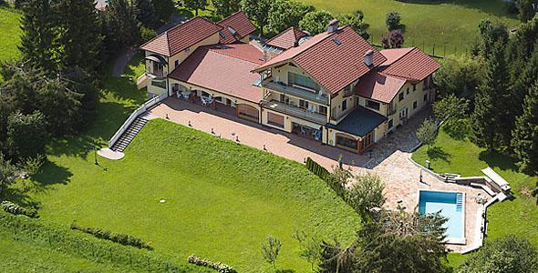 奥地利-沃尔夫冈庄园