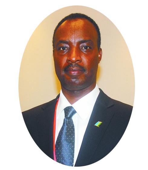 卢旺达驻华大使