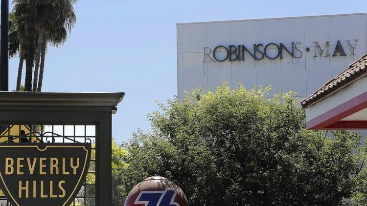 Chinese developer's $420-million purchase of Robinsons-May site closes