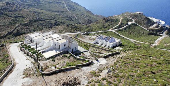 希腊米科诺斯岛海景别墅