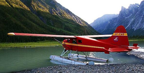 辛普森航空社定制加拿大空中旅行 鸟瞰大自然壮丽美景