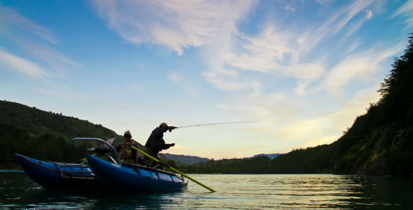 Chile, a sport fishing paradise
