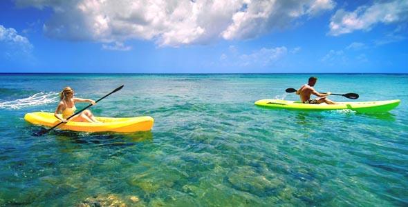 反季玩转热带加勒比之巴巴多斯
