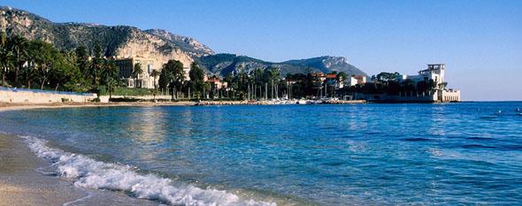 法国蓝色海岸