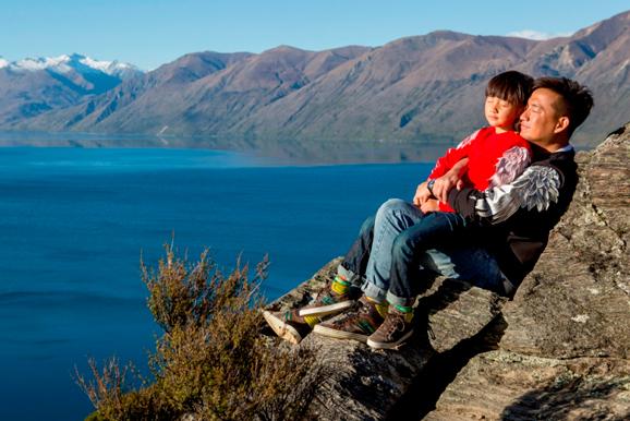 爸爸去哪儿新西兰