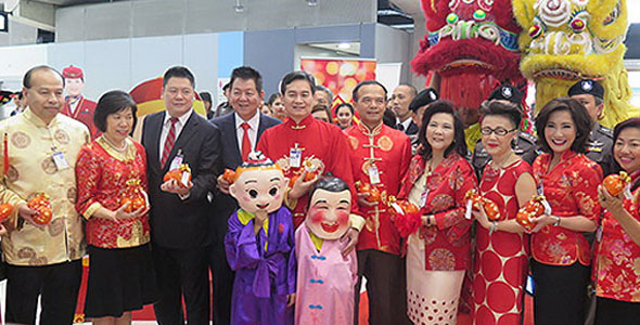 Thailand extends special welcome to Chinese tourists visiting during lunar New Year holiday