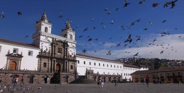 厄瓜多尔基多