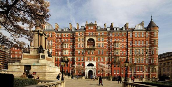 伦敦房产,伦敦公寓