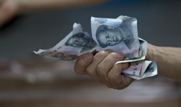 Chinese Yuan,RMB