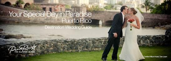 波多黎各:打造理想的旅行婚礼目的地