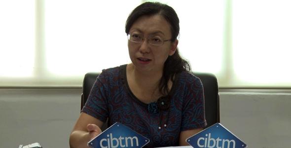 北京市旅游发展委员会副主任 王粤女士-2