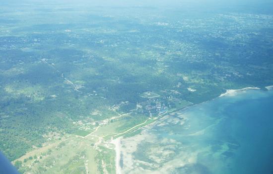 【坦桑掠影】航拍美丽的桑给巴尔岛
