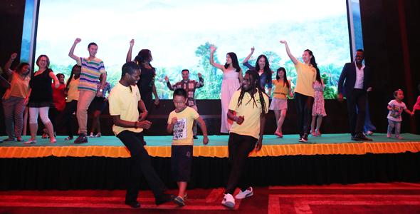 牙买加之家活动晚宴在北京圆满举办