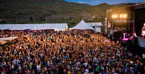 爵士天下:美国阿斯本/雪堆山夏季音乐盛典