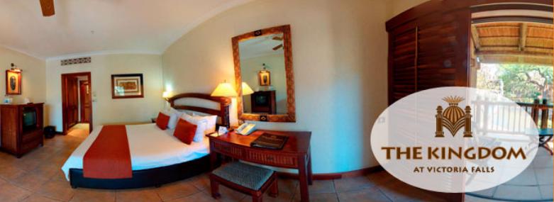 维多利亚国王瀑布酒店:与自然奇观亲密接触