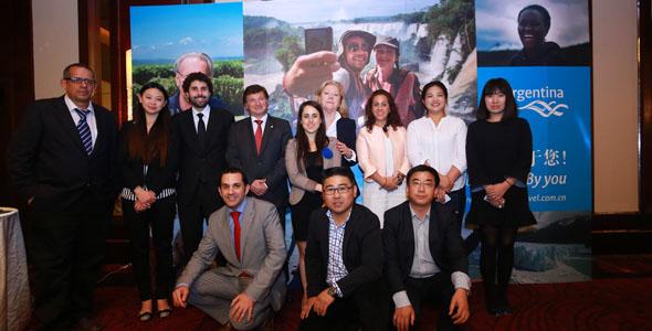 阿根廷旅游路演在京开启 宣传五大旅游主题