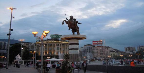 中国团队赴马其顿旅游业务明年启动