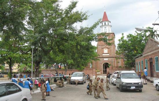 漫步牙买加:这里的时光会倒流