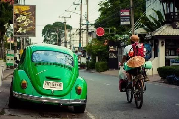 泰国落地签