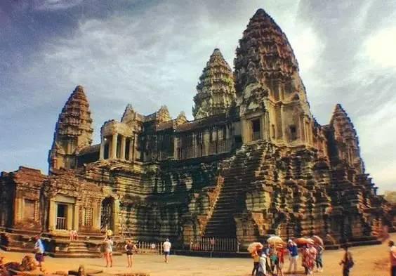 柬埔寨落地签