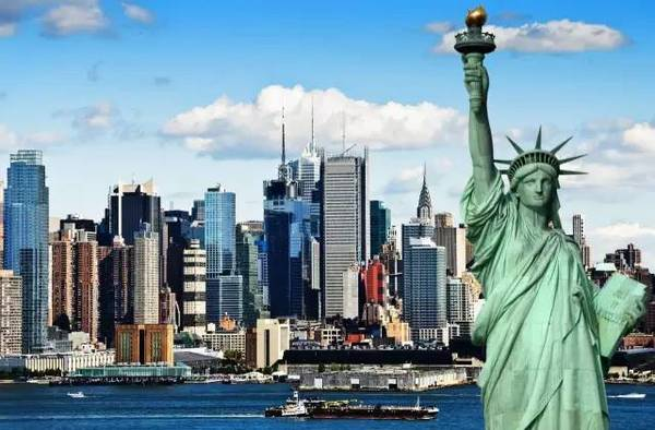 持美国签证免签国家