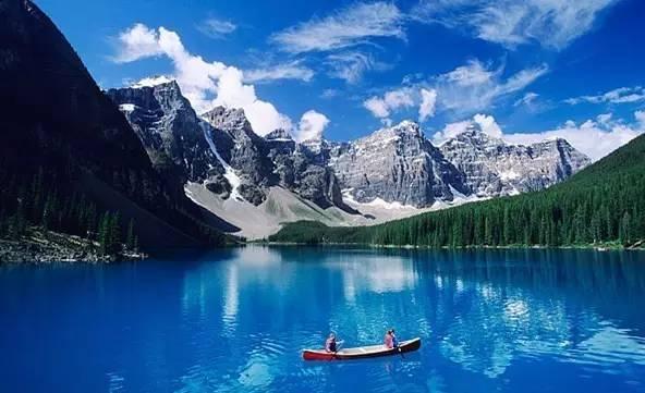 持加拿大签证免签国家
