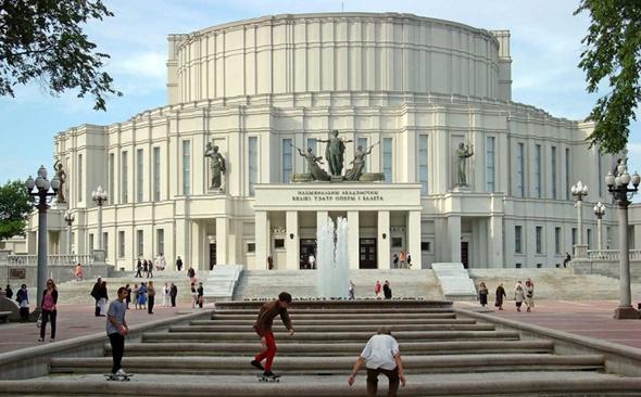 白俄罗斯国家歌剧