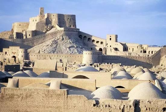 伊朗卢特沙漠-世界上最热的地方