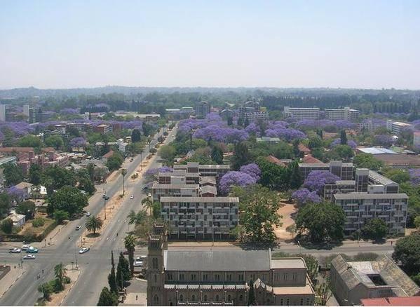 津巴布韦哈拉雷-世界上最贫穷的城市