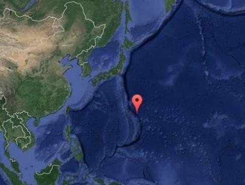 太平洋马里亚纳海沟-世界最低点