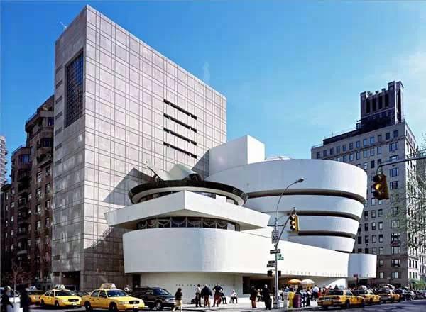 纽约古根海姆博物馆-世界上出镜率最高的地方