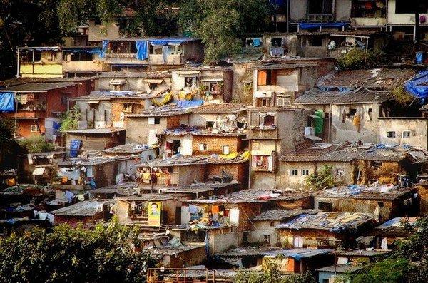 印度孟买-世界上居住最便宜的城市