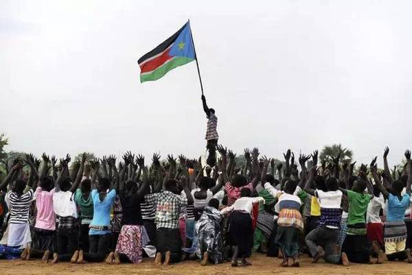 南苏丹-世界上最年轻的国家
