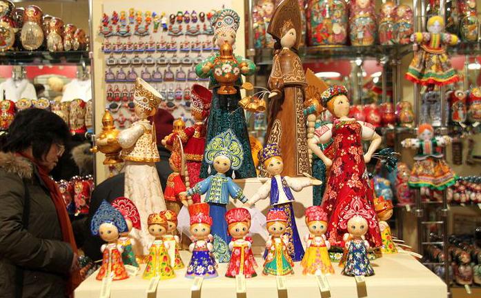 俄罗斯购物-套娃