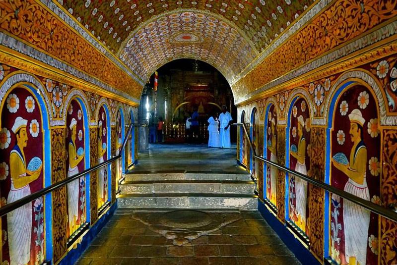 斯里兰卡康提佛牙寺