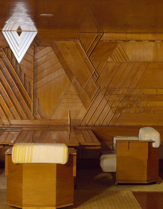 V&A胶合板展览考夫曼办公室