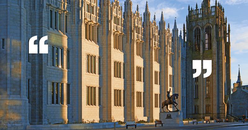 苏格兰阿伯丁大学马修学院
