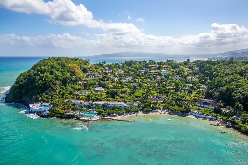 牙买加蒙特哥贝圆山别墅度假酒店