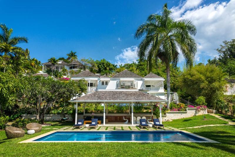 牙买加蒙特哥贝圆山别墅度假酒店别墅
