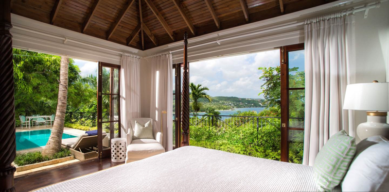 牙买加蒙特哥贝圆山别墅度假酒店海景房