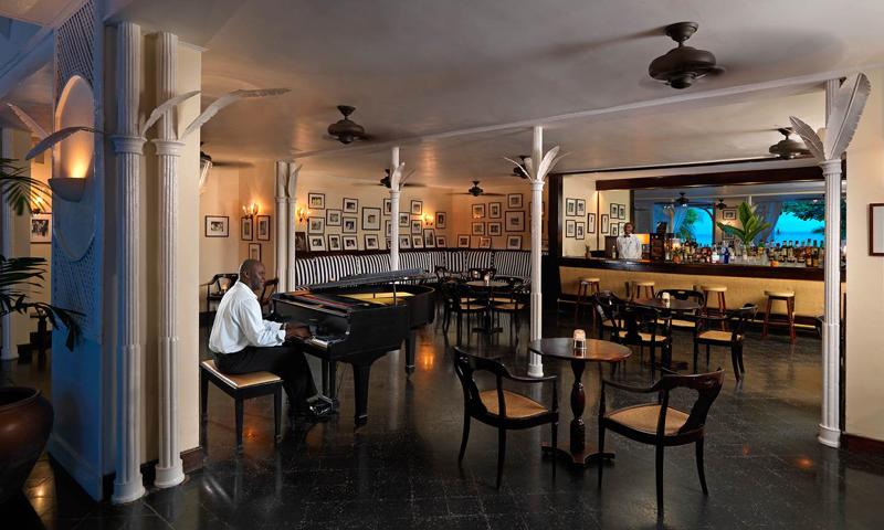 牙买加蒙特哥贝圆山别墅度假酒店餐厅