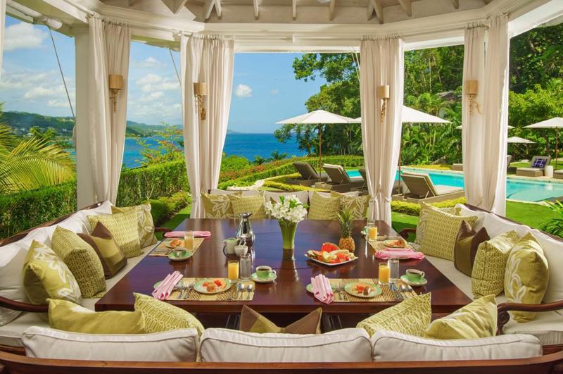 牙买加蒙特哥贝圆山别墅度假酒店酒吧