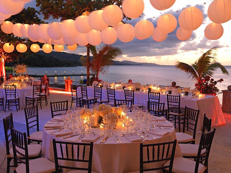 牙买加蒙特哥贝圆山别墅度假酒店婚庆服务