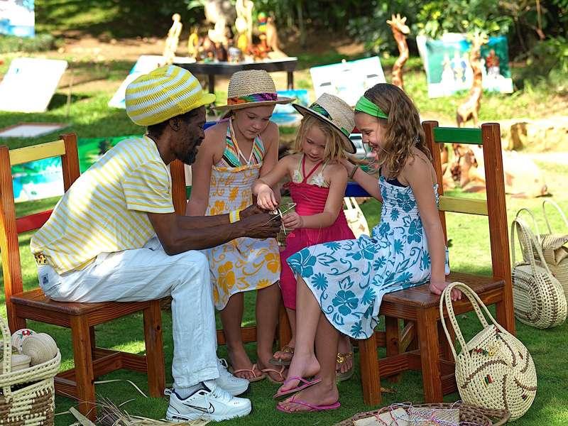 牙买加蒙特哥贝圆山别墅度假酒店儿童俱乐部