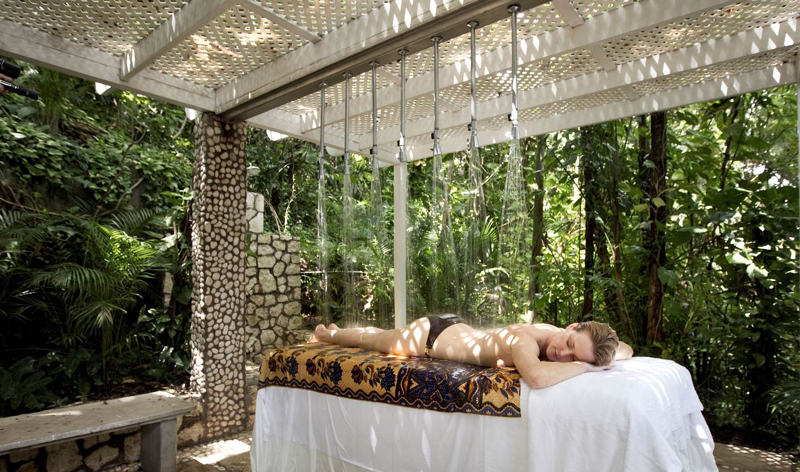 牙买加蒙特哥贝圆山别墅度假酒店spa