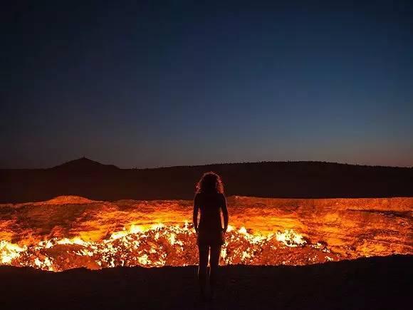 土库曼斯坦地狱之门