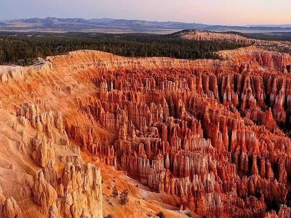 美国犹他州布莱斯峡谷国家公园